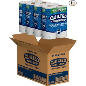 Quilted Northern Ultra Soft & Strong Made Tissue Paper