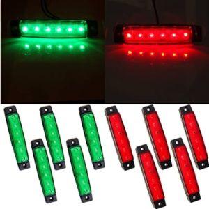 Cciyu S Green Marker Light