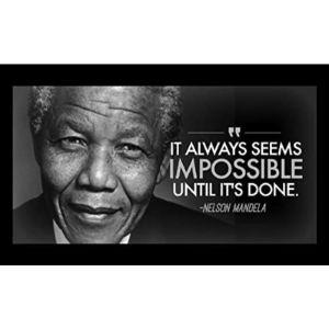 Gatsbe Exchange Famous Quote Nelson Mandela