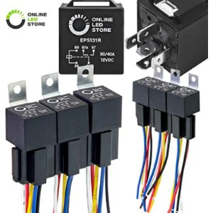Online Led Store Normally Open Relay Switch