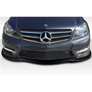 Extreme Dimensions W204 Front Spoiler