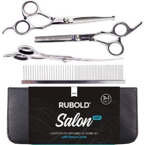 Rubold Poodle Grooming Scissors