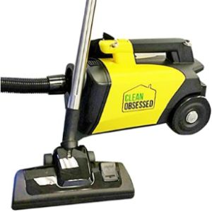 Clean Obsessed Hepa Canister Vacuum