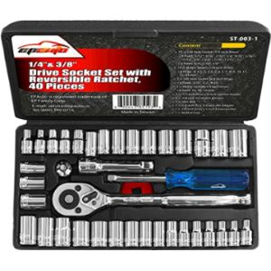Epauto Ratchet Bit Set