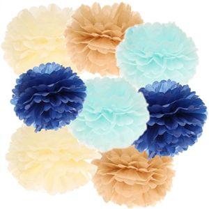 Furunxin Wall Decor Tissue Paper