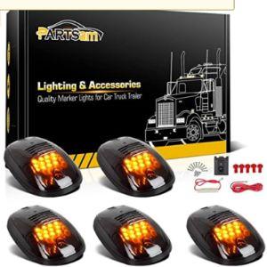 Partsam Cab Kit Marker Light