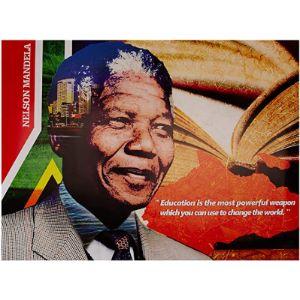 777 Triseven Entertainment Nelson Mandela Education Quote