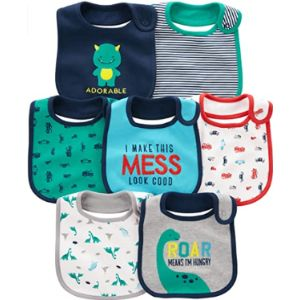 Simple Joy By Carters Dribble Bibs