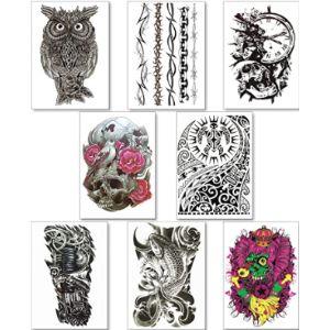 Visit The Sovereigngear Store Koi Tattoo Stencil