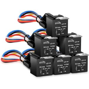 Gooacc Electrical Relay Switch