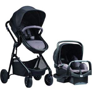 Evenflo Compact Toddler Jogging Stroller