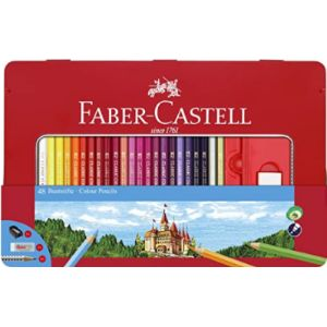 Fabercastell Wood Art Colored Pencil