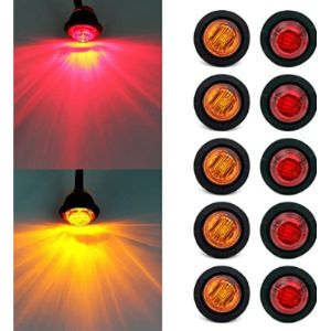 Visit The Fxc Store Covers Trailer Marker Light