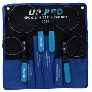 Ab Tools-Us Pro Oil Filter Wrench Set