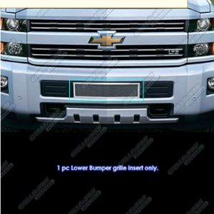 Aps Chrome Grille Insert