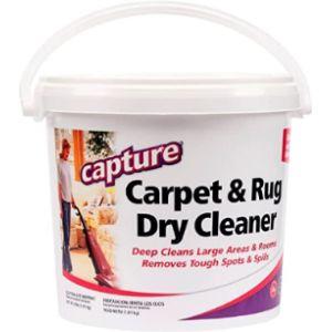 Capture Vacuum Carpet Powder