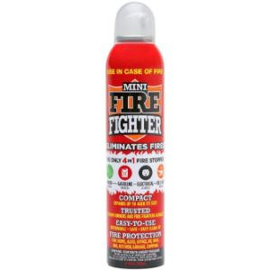 Mini Firefighter Home Co2 Fire Extinguisher