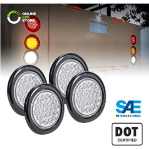 Led Connector Kit Trailer Light