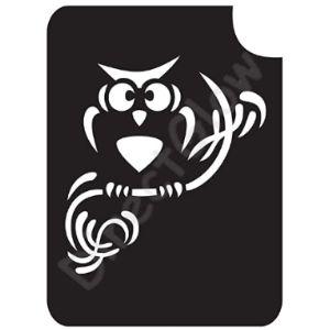Visit The Directglow Llc Store Owl Tattoo Stencil