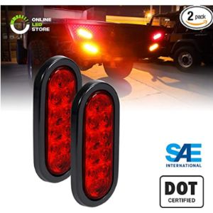 Led Pigtail Trailer Light