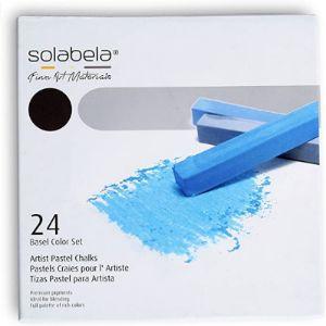 Solabela Painting Chalk Pastel