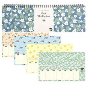 Hashi Desk Calendar Notepad