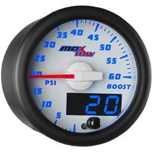 Maxtow Diesel Kit Boost Gauge