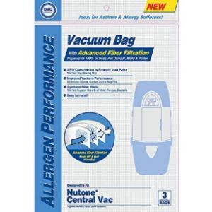 Dvc Micro-Lined Hepa Central Vacuum