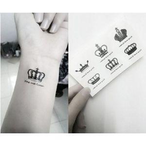 Sanerlian Queen Tattoo Design