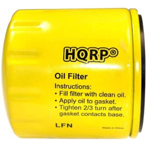 Hqrp Oil Filter Application