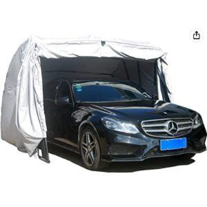 Ikuby Used Car Tent