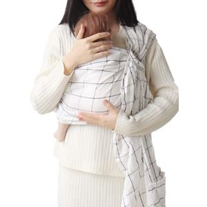 Vlokup Baby Carrier With Scarf