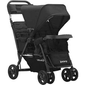 Joovy Maneuverable Double Stroller