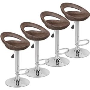 Nova Microdermabrasion Bar Stool Chair Set