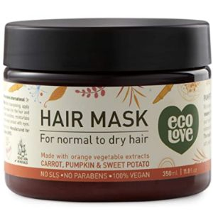 Hair Mask Vegan