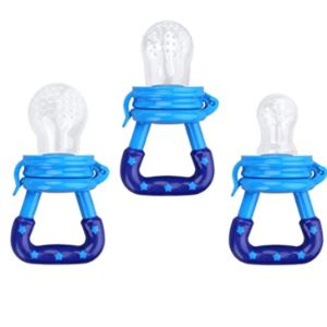 Mluchee Baby Food Feeder Pacifier