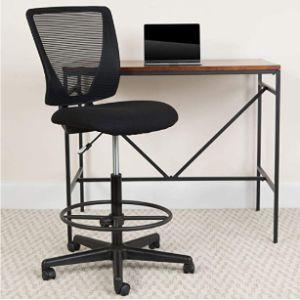 Flash Furniture Adjustable Height Lab Stool