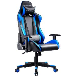 Gtracing Rolling Rocking Chair