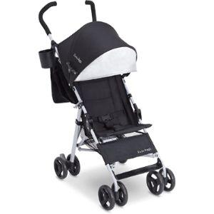 Visit The Delta Children Store Pink Lightweight Stroller