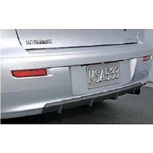 Mitsubishi Rear Bumper Air Diffuser