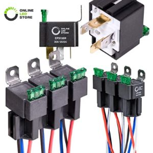 Online Led Store Electrical Control Relay