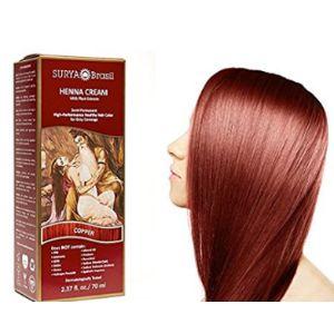 Surya Henna Copper Cream