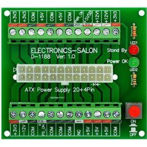 Electronics-Salon Box Power Relay