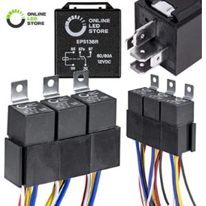 Online Led Store Socket Panel Automotive Relay