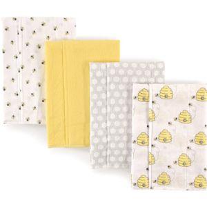 Hudson Baby Burp Cloth Gift Set