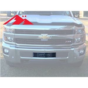Mountains2Metal Bumper Grille Insert