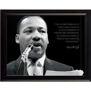 Wesellphotos Martin Luther King Famous Quote