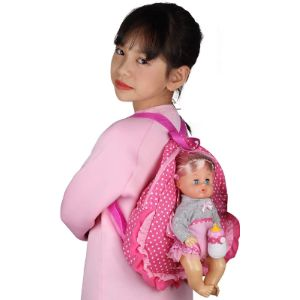 Huang Cheng Toys Doll Carrier Bag