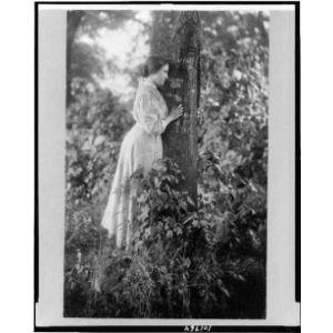 Historic Photos Helen Keller Portrait