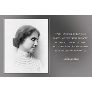 Wesellphotos Helen Keller Famous Quote